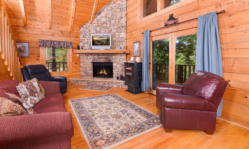 A Smoky Mountain Rose - Image 1 - Pigeon Forge - rentals