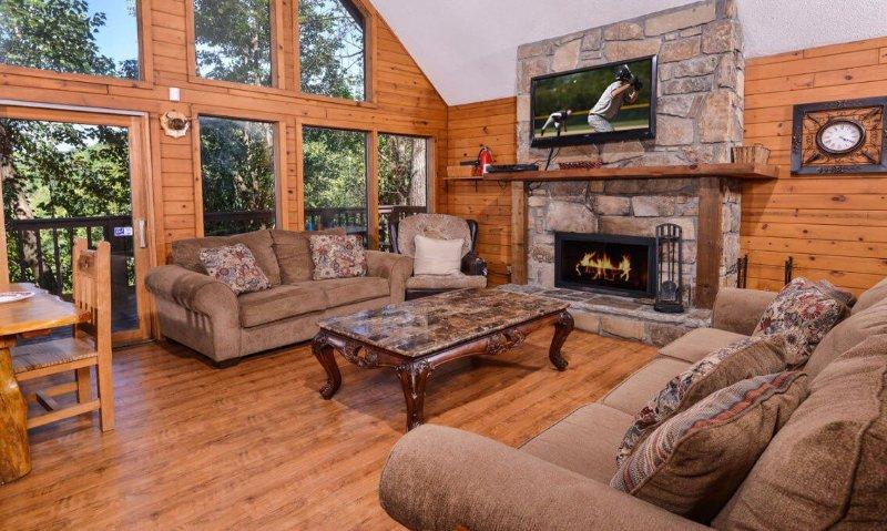 Aaron's Lodge - Image 1 - Gatlinburg - rentals