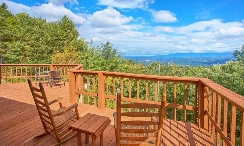 An Unforgettable Cabin - Image 1 - Pigeon Forge - rentals