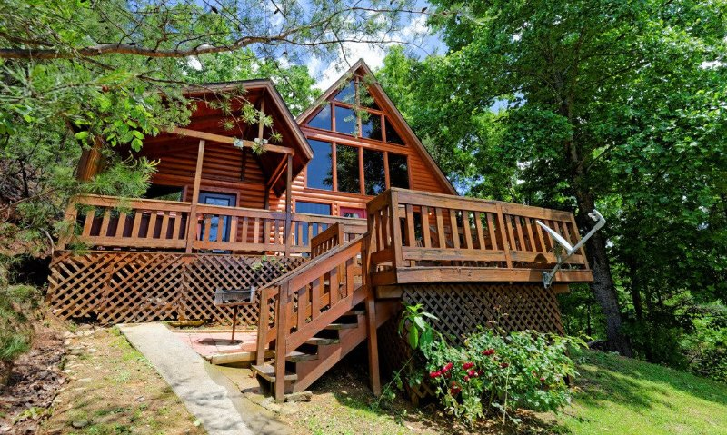 Bear-rific View - Image 1 - Pigeon Forge - rentals