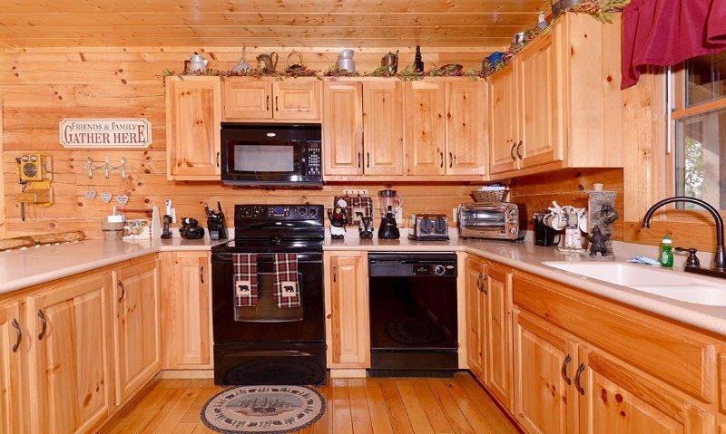 T & Rs Mountain Dream - Image 1 - Gatlinburg - rentals