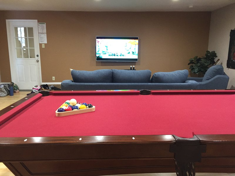 Family and Game Room Combo - Relaxation at Tahoe Escape - South Lake Tahoe - rentals