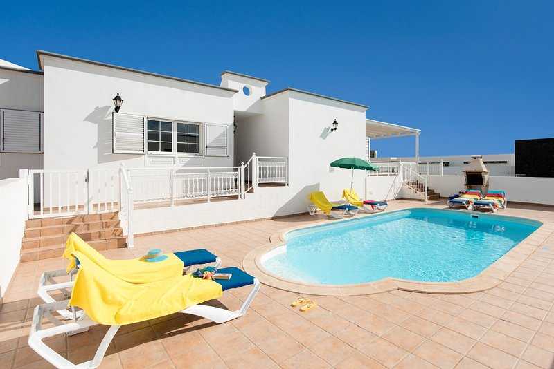 Villa With Private Pool - Villa Gaida - Puerto Calero - rentals