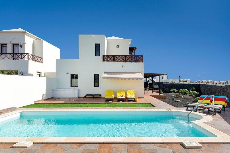 Villa With Private Pool - Vista Faro - Yaiza - rentals