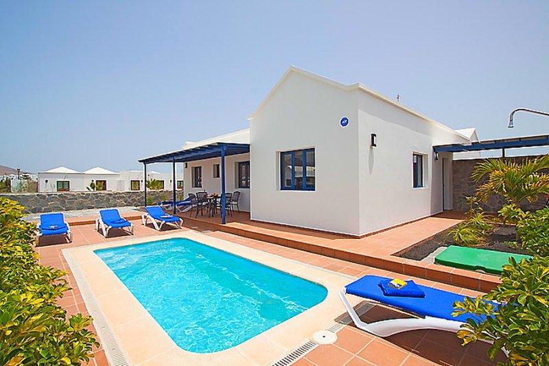 Villa Tamia with Private Pool - Villa Tamia - Playa Blanca - rentals