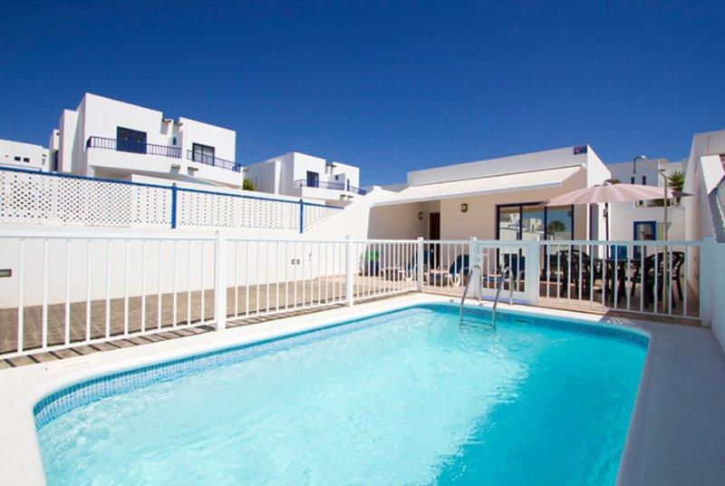Villa With Private Pool - Villa Blanca - Playa Blanca - rentals