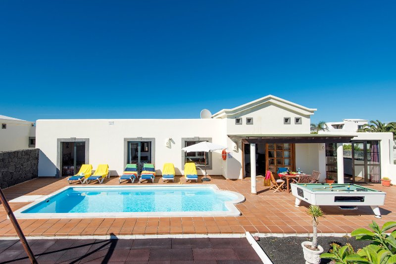 Swimming Pool - Villa Calma - Yaiza - rentals
