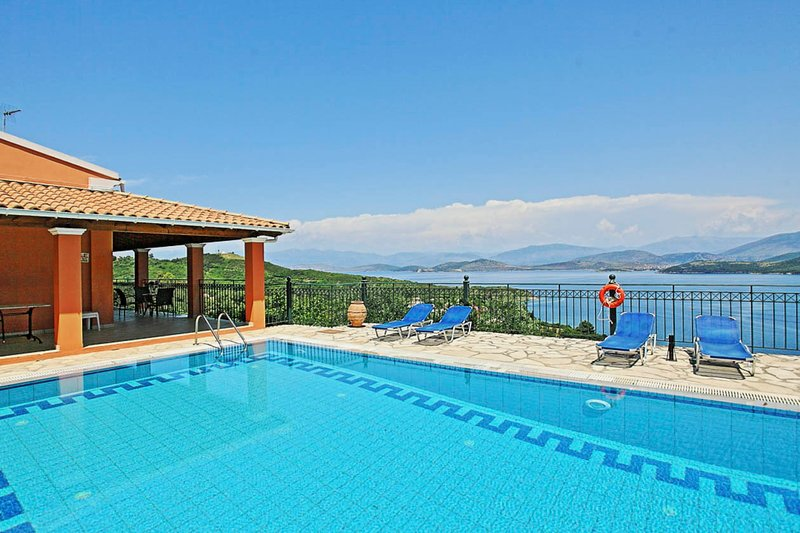 Villa With Private Pool and Beautiful Views - Villa Zeus Kerasia - Agios Stefanos NE - rentals