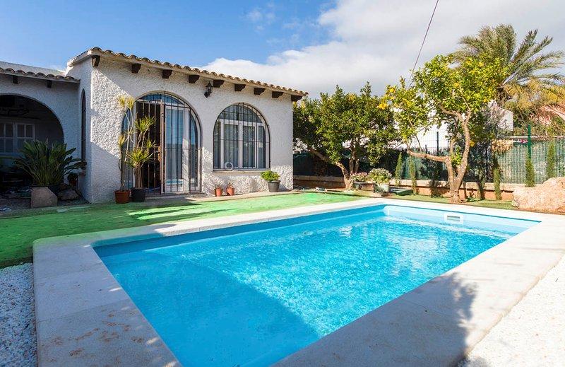 Private Villa with Pool - Beach Villa Belgica - Puerto de Alcudia - rentals