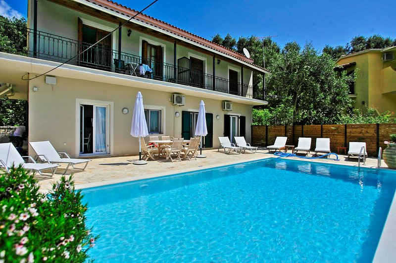 Villa With Private Pool and Sea Views - Villa Katerina - Nissaki - rentals