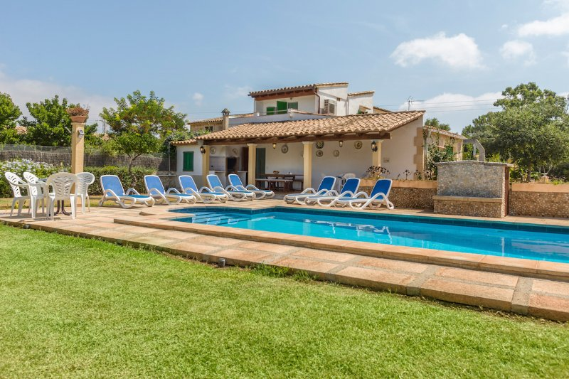 Private Villa with Pool - Villa Can Gato - Cala San Vincente - rentals