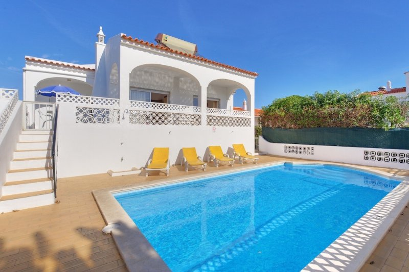 Villa with Private Pool - Beach Villa Barreto - Sesmarias - rentals