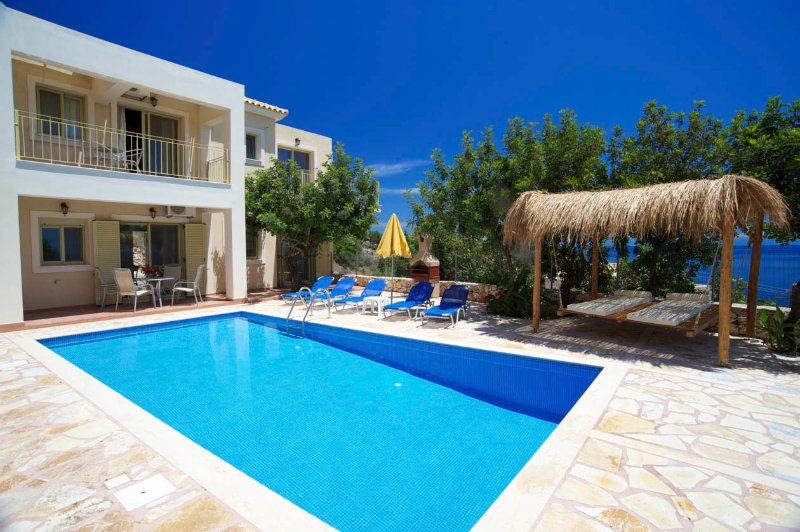 Private Villa with Pool - Villa Apollo - Skala - rentals