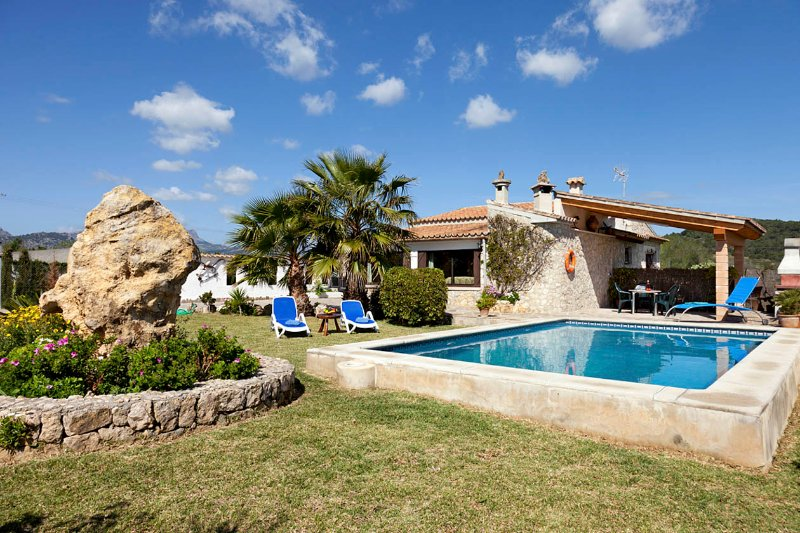 Private Villa with Pool - Villa Xisca - Pollenca - rentals