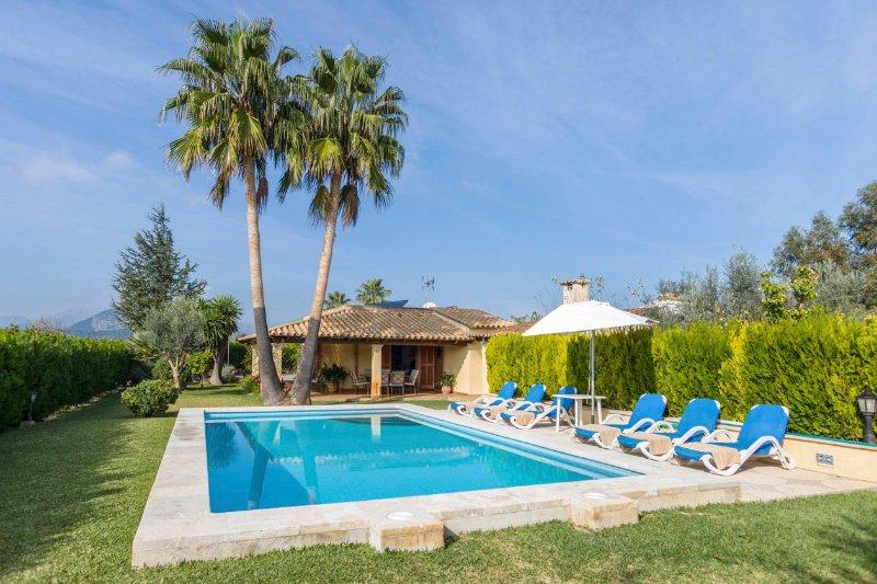 Private Villa with Pool - Villa Nadal - Pollenca - rentals