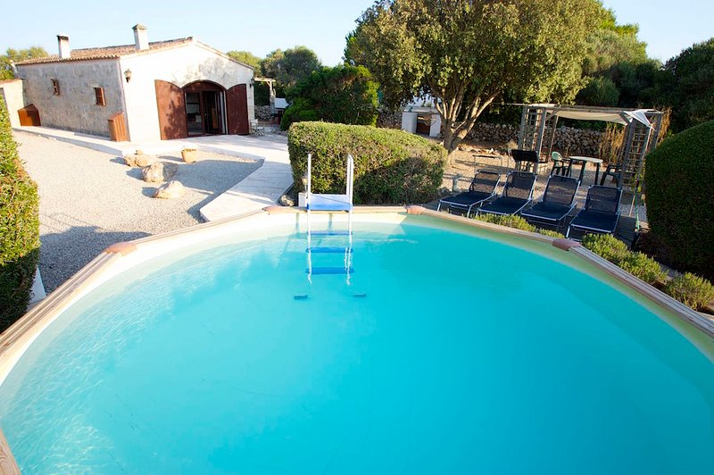 Villa with Private Pool - Villa Tres Pinos - Sant  Lluis es - rentals