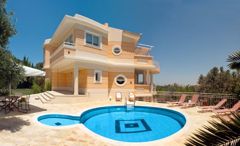 Villa With Private Pool - Villa Asimenia - Adele - rentals