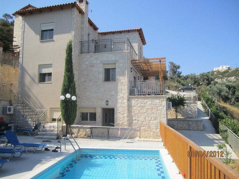 Villa With Private Pool and Sea Views - Villa Asteri - Maroulas - rentals