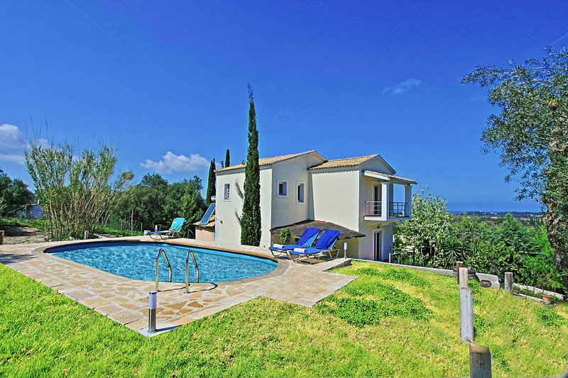 Villa With Private Pool - Villa Mavrikia - Roda - rentals