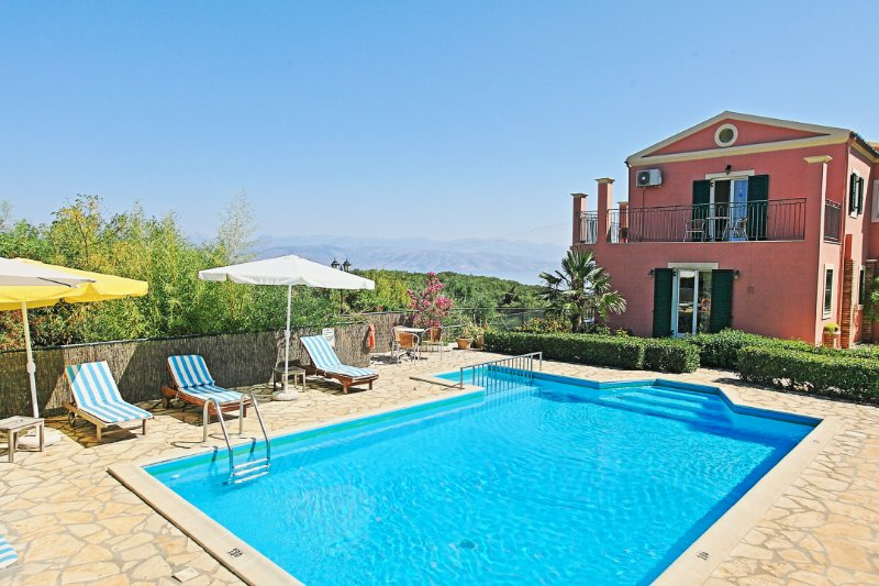 Villa With Private Pool - Villa Lenio - Acharavi - rentals