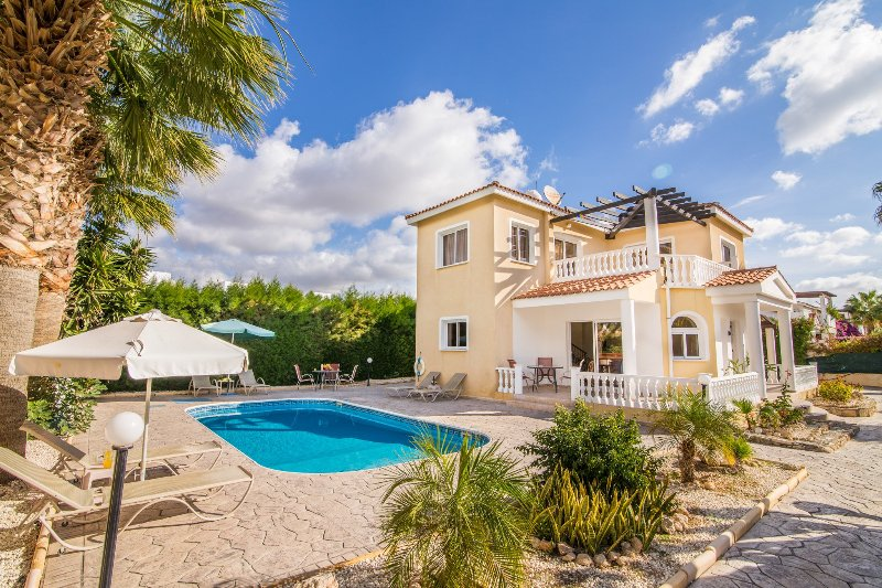 Villa With Private Pool - Villa Anastasia - Coral Bay - rentals