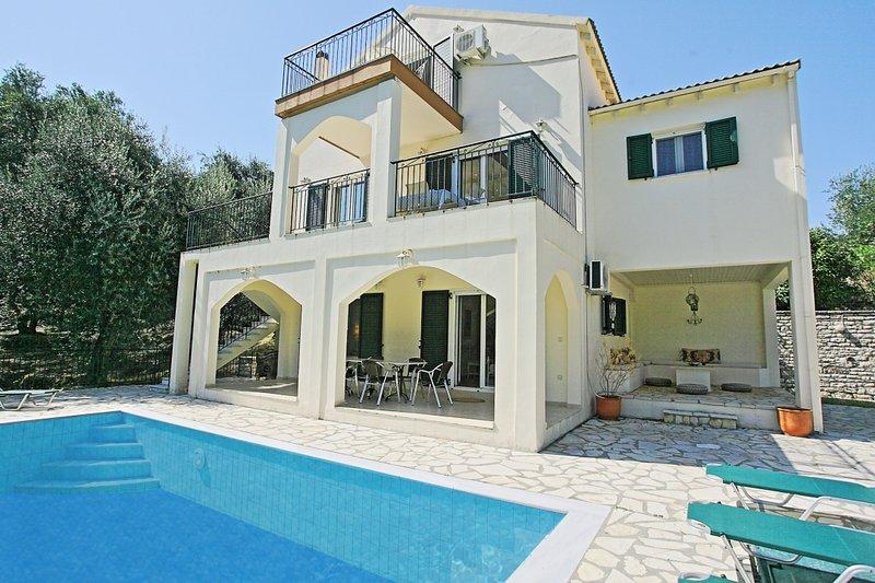 Villa With Private Pool - Villa Eleonas - Acharavi - rentals