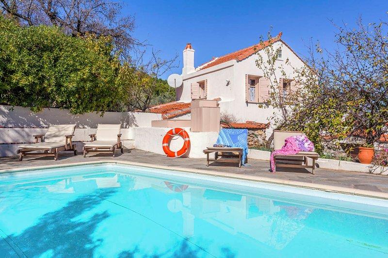 Great outside space - Villa Antigoni - Agnontas - rentals
