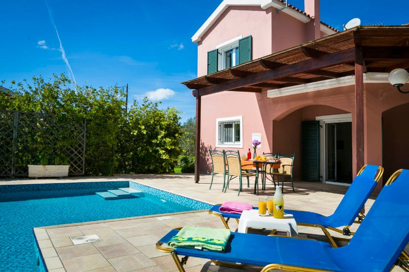 Private Villa with Pool - Villa Thalia Katerina - Vlachata - rentals
