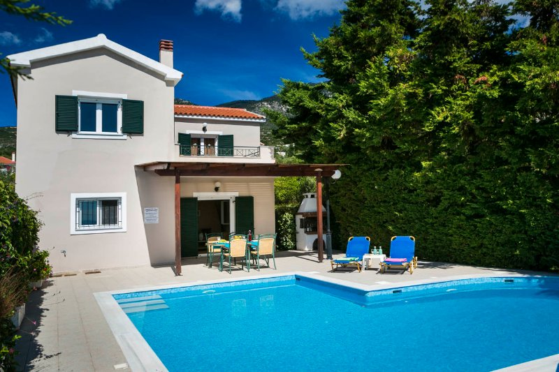 Private Villa with Pool - Villa Thalia Sofia - Vlachata - rentals
