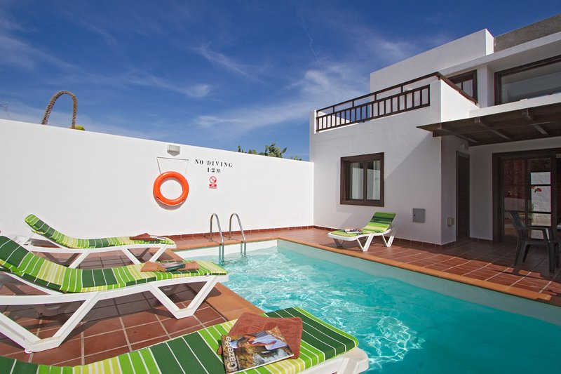 Villa With Private Pool - Villa Julianne Carmen 4 - Puerto Del Carmen - rentals