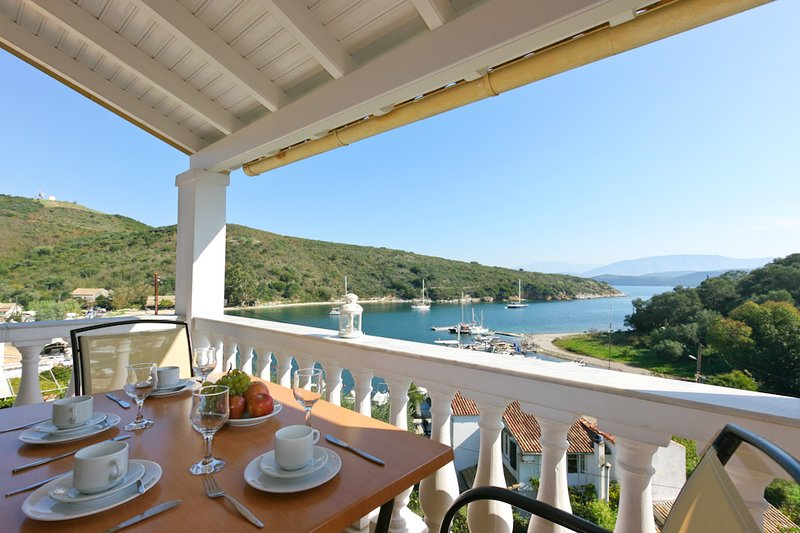 Balcony With Great View - Renoula - Agios Stefanos NE - rentals