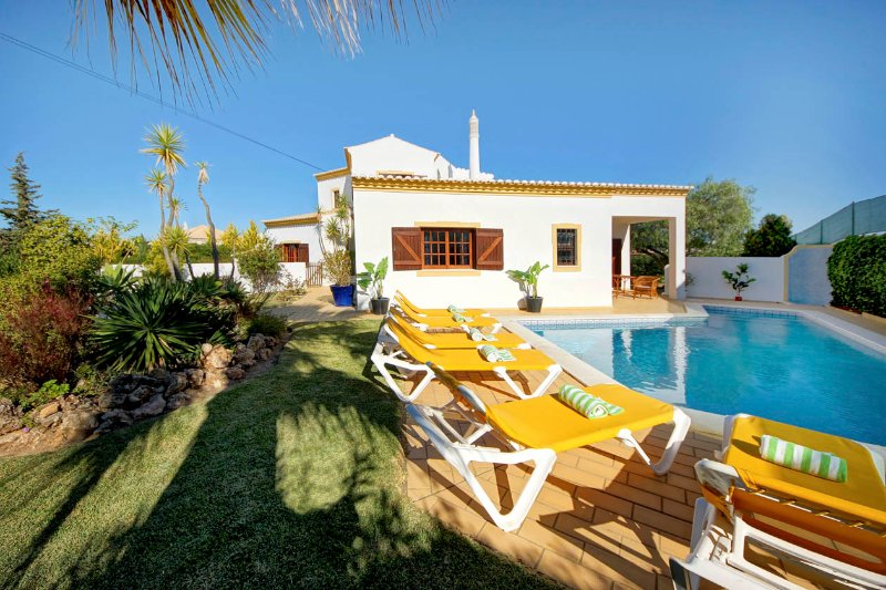 Villa with Private Pool - Monte Galego - Sesmarias - rentals