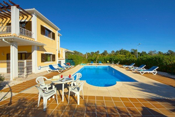 Villa with Private Pool - Villa Lilymoona - Alcantarilha - rentals