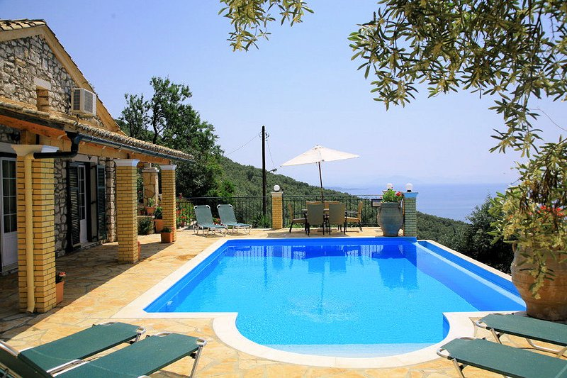 Villa With Private Pool and Sea Views - Villa Kefalaki - Nissaki - rentals