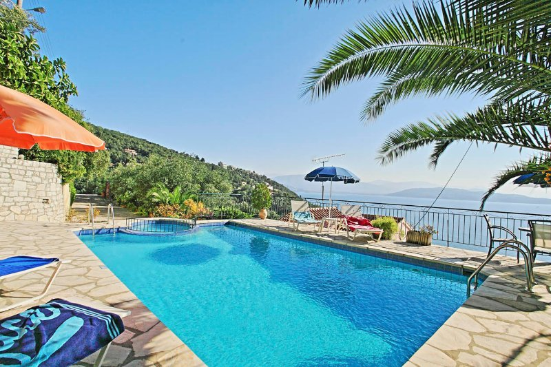 Villa With Private Pool and Sea Views - Villa Aris - Kalami - rentals
