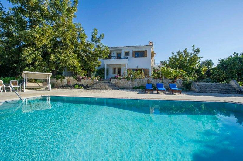 Villa With Private Pool and Sea Views - Villa Xenios Dias - Limni - rentals