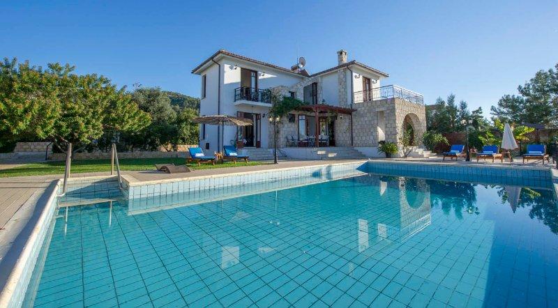 Villa With Private Pool and Sea Views - Villa Ariadne - Argaka - rentals