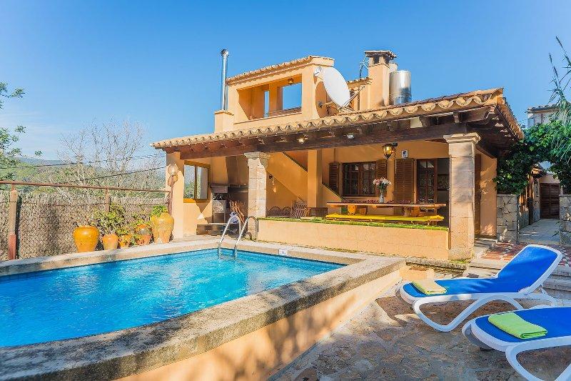 Swimming Pool - Villa Ciutada - Pollenca - rentals