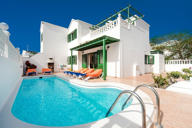 Villa With Private Pool - Villa Isla De Lobos - Tias - rentals
