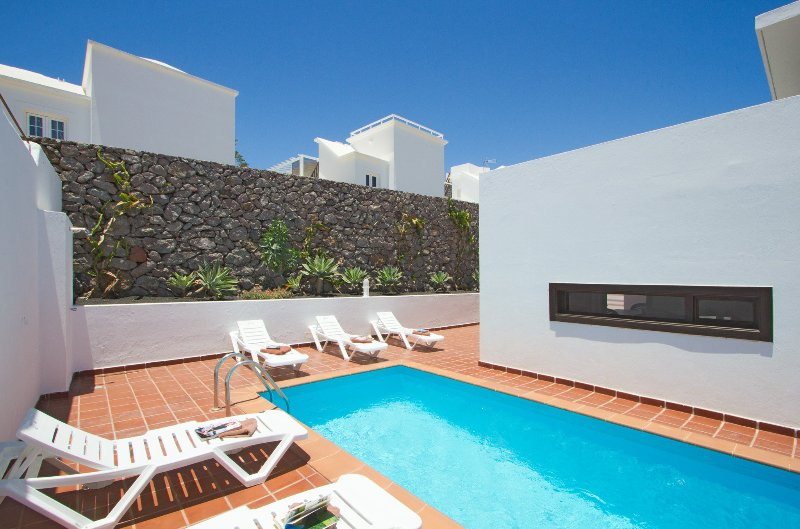 Villa With Private Pool - Julianne Carmen 2 - Puerto Del Carmen - rentals