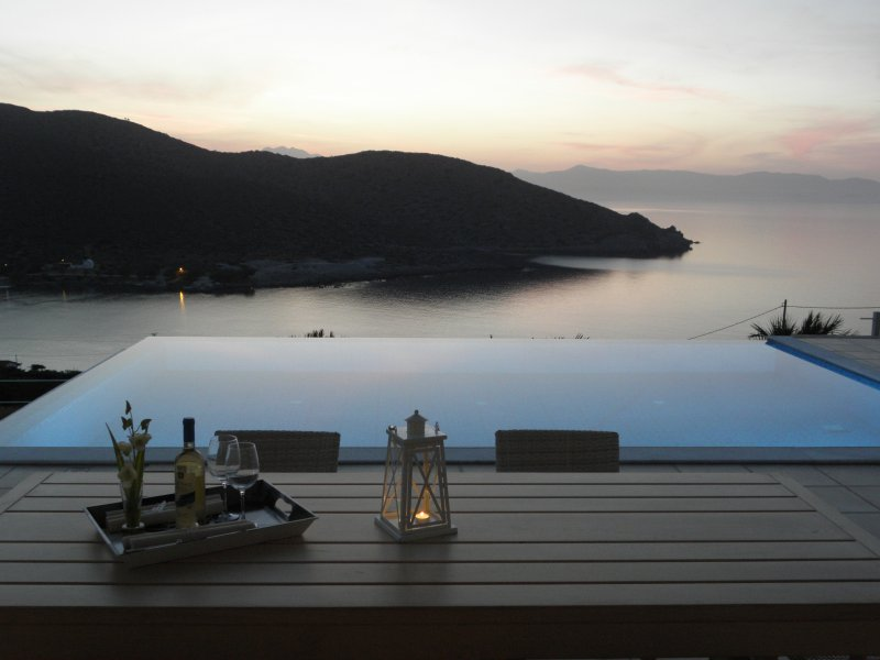 VILLA THOLOS CRETE  a private swimming pool - Image 1 - Kavousi - rentals