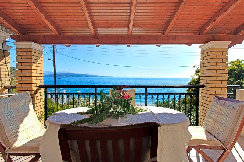 Apartment With Sea View - Fotini - Nissaki - rentals