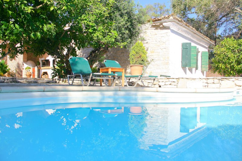 Villa Kostas - Villa Kostas - Lakka - rentals