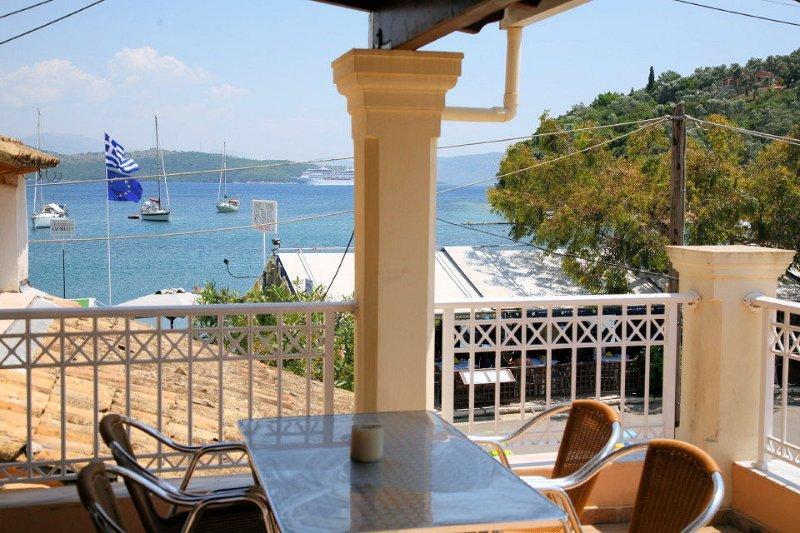 Terrace View - Paola House - Agios Stefanos NE - rentals