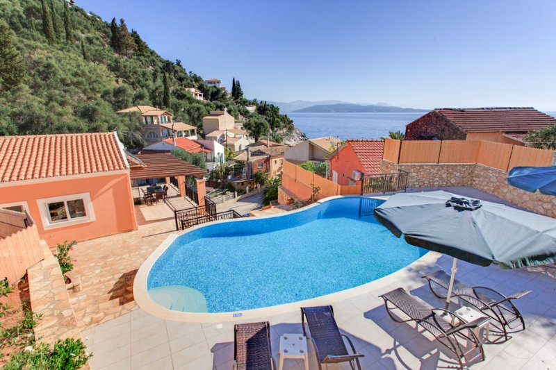 Villa With Private Pool - Villa Konstantinos - Nissaki - rentals