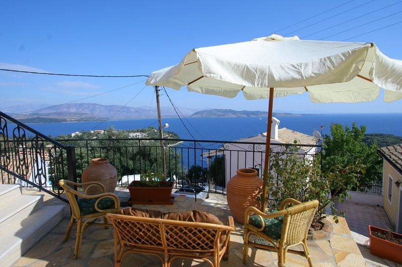 Villa With Beautiful Views - Villa Frosso - Kalami - rentals