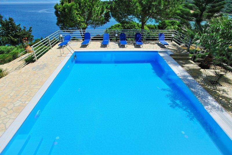Swimming Pool - Dolphin Studio - Gaios - rentals