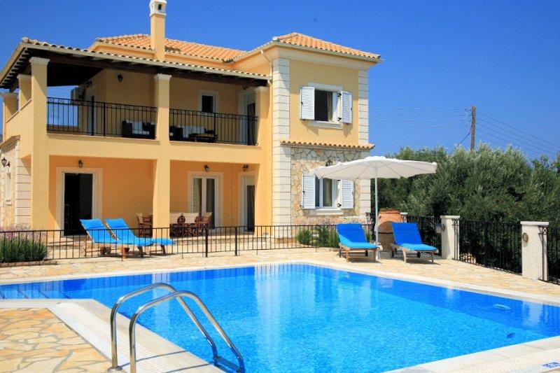 Villa With Private Pool and Sea Views - Villa Carolina - Agios Stefanos NE - rentals