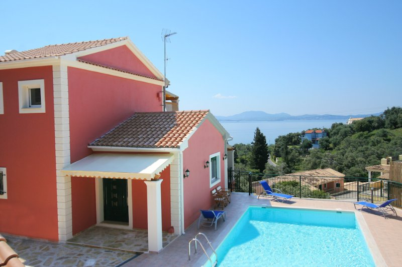 Villa With Private Pool - Villa Leana - Nissaki - rentals