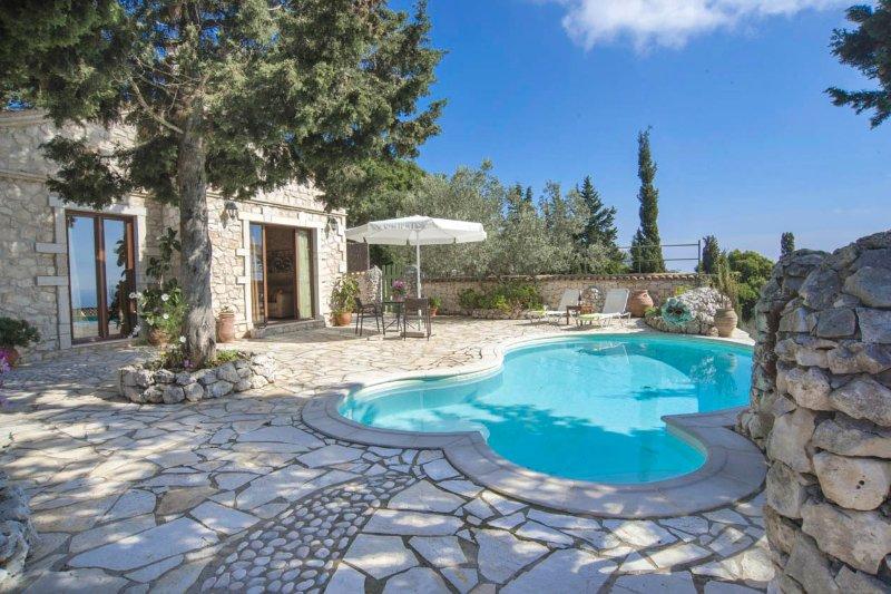 Villa Nionios - Villa Gallini - Paxos - rentals